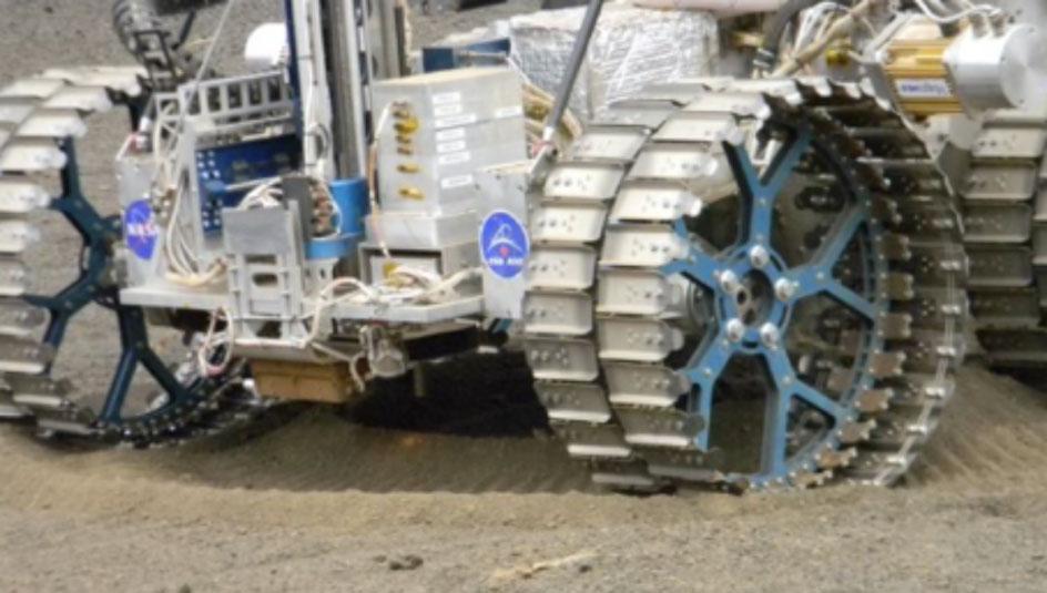 CSA's Artemis Jr. rover with DESTIN drill