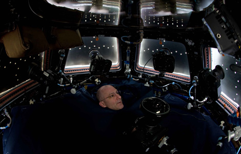 Expedition 31 Flight Engineer Don Pettit