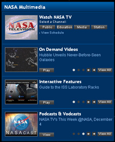 Screenshot of the New Multimedia Box