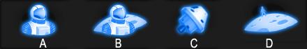 4 Icon Concepts
