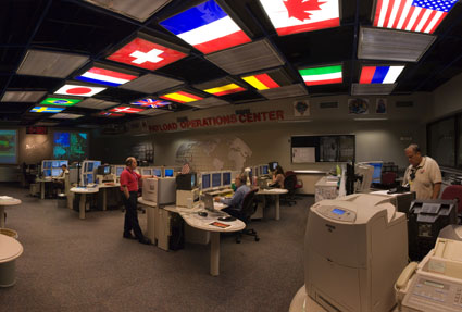Inside the Payload Operations Center