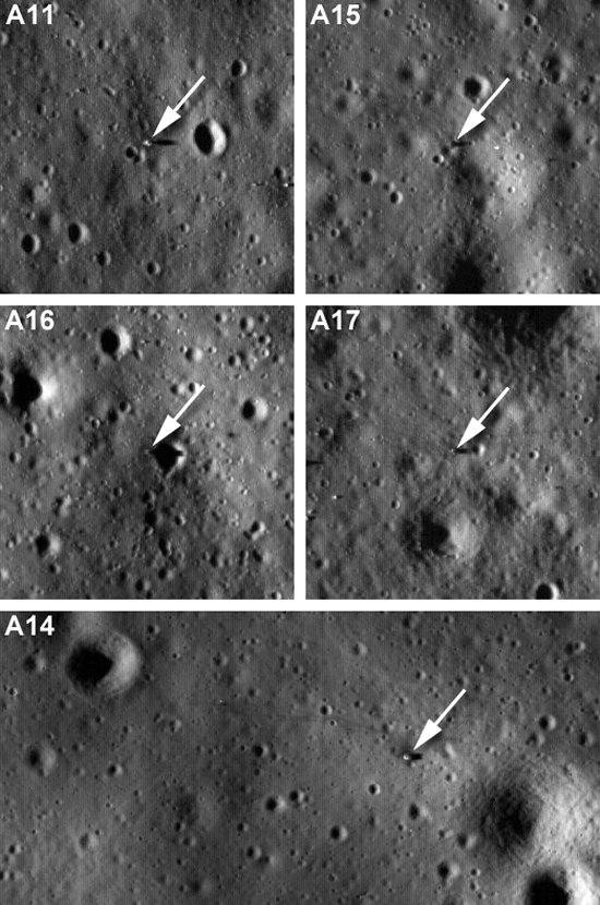 apollo 14 landing site - 550×830
