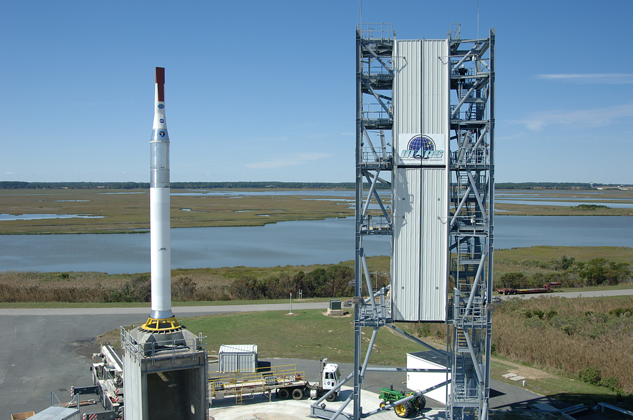 Mid-Atlantic Regional Spaceport at NASA's Wallops Flight Facility