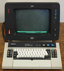 From www.wikipedia.org and IBM 3279 terminal