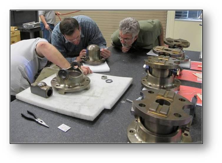 gimbal bearing | Liquid Rocket Engines (J-2X, RS-25, general)