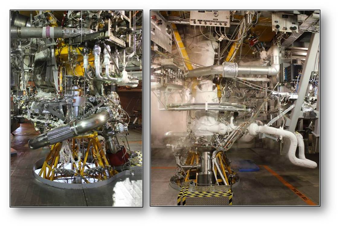 Engine 10001 – Liquid Rocket Engines (J-2X, RS-25, general)