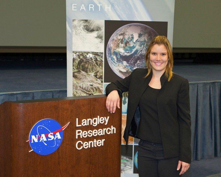 Yanina G. Colberg, NASA DEVELOP Wise County Center Lead