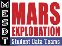 Mars Exploration Student DAta Teams logo