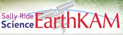 EarthKam logo