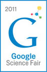 Google science fair logo