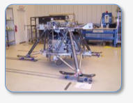 Prototype lunar rover