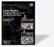 Cover of Lunar Nautics educator guide