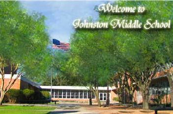 Johnston Middle School in Houston