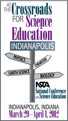 NSTA Conference logo