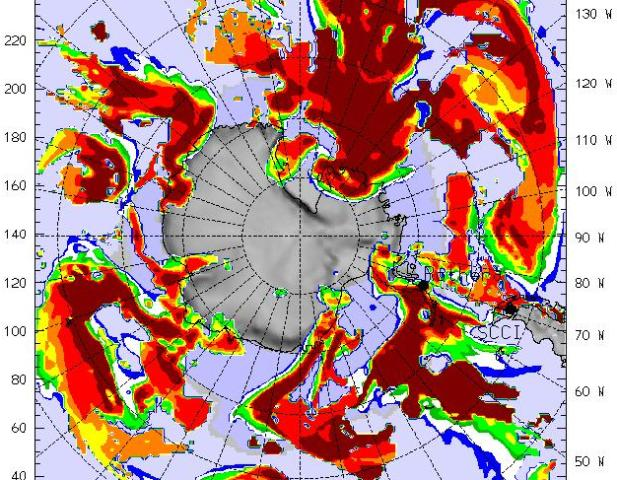 Flying the Antarctic: The Trouble with Weather – Operation IceBridge