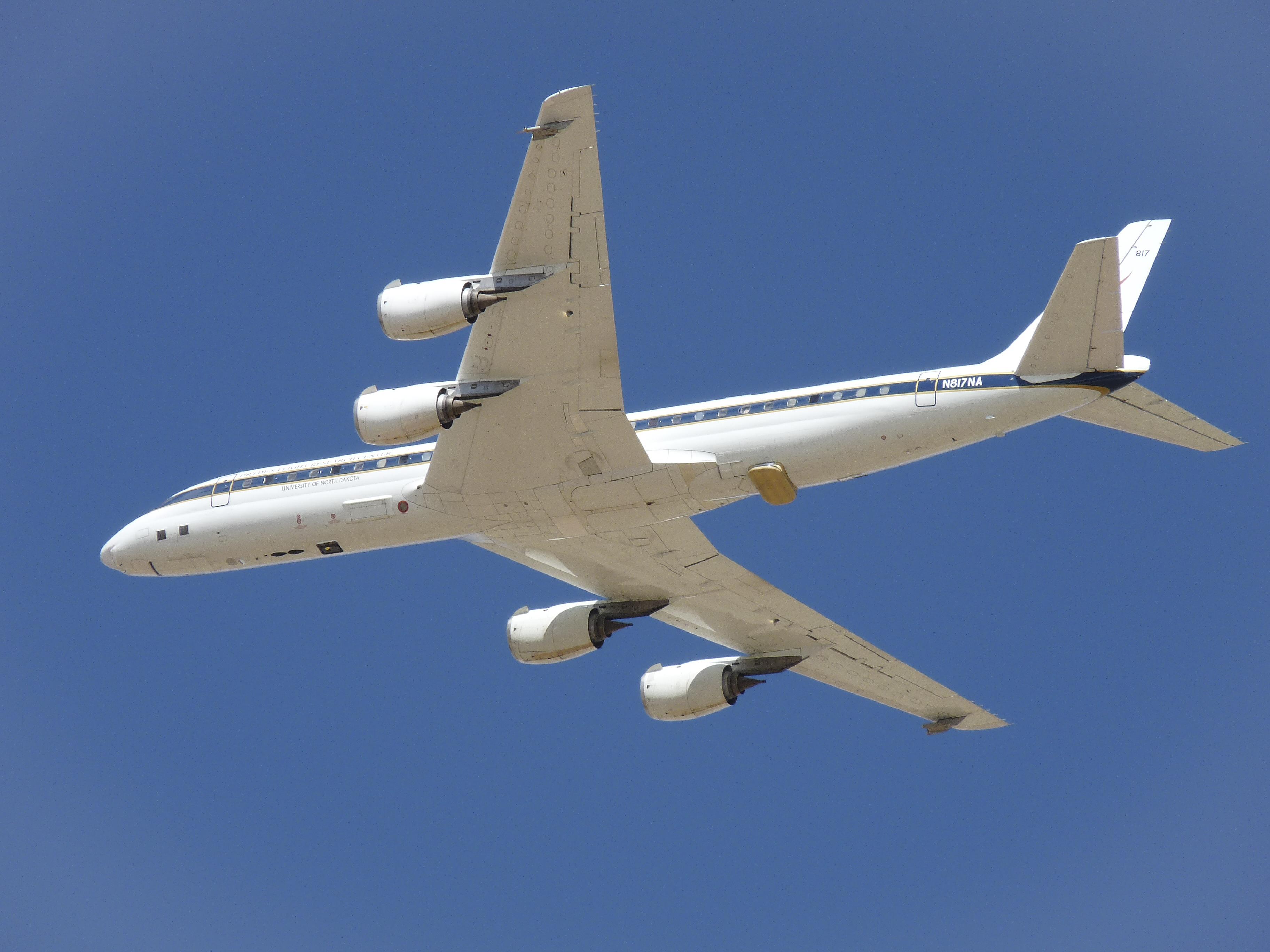 NASA Armstrong Fact Sheet: DC-8 Airborne Science Laboratory   NASA