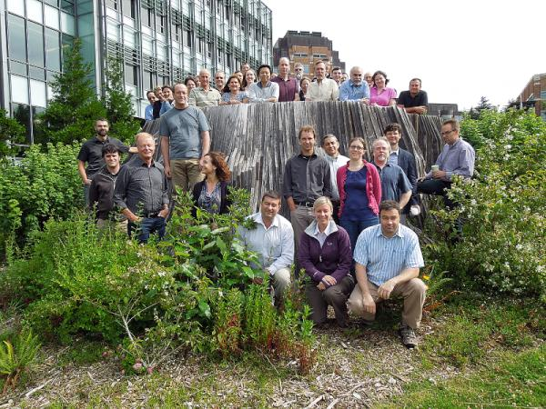 Science and instrument team members at the Antarctic campaign planning meeting at the University of Washington in Seattle.