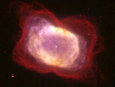 Near-Infrared NICMOS image