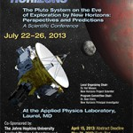 Pluto Conference Flyer