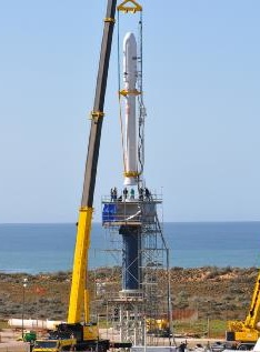 Stacking the Launch Vehicle