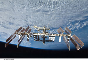 S128-E-009993 -- International Space Station